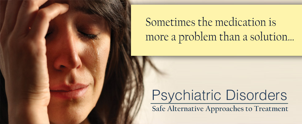 Psychiactric Disorders NJ